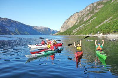Kalleli Paddle&Hike 4hrs